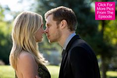 'Vampire Diaries' Pics: Are Klaus & Caroline Finally Hooking Up?   This new shot of Klaus (Joseph Morgan) and Caroline (Candice Accola) reveals the baddest of all the Originals might finally be landing his dream girl.  Read More at: http://hollywoodlife.com/2012/11/08/vampire-diaries-klaus-caroline-hook-up-season-4-episode-7/##utm_source=copypaste_campaign=referral