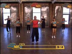 Hip Hop Abs Fat Burning Cardio - YouTube