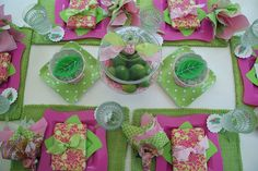 "We love it!! [""Lilly Pulitzer party!""]"