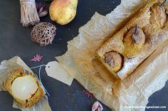 Kürbis-Birnenkuchen zuckerfrei