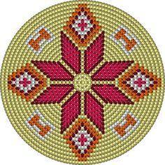 13508838_143818996038110_6808118808206561305_n.jpg (564×564) Mochila wayuu bottom pattern