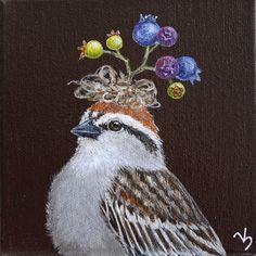 vicki sawyer artist | Vicki Sawyer ACRYLIC | Vicki Sawyer - Animal Art | Pinterest