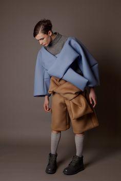 men twisted fashion