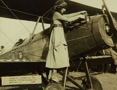 Stinson, Katherine by San Diego Air & Space Museum Archives, via Flickr