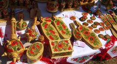 Petrykivka decorative painting**петриковские сувениры