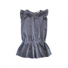 Dress flying soot