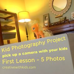 Photo Project for Kids and Parents to do together – awesome exercises to see the world through your childrens' eyes