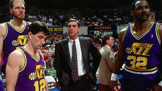 Utah Jazz-I miss the good ol days were the players played basketball for the love of the game...NOT for their greed!!! Stockton is the MAN!!