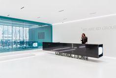Гран-при Best Office Awards 2016 получила работа компании Offcon, которая разработала дизайн для компании A.T. Kearney