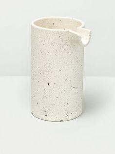 White Speckled Jug