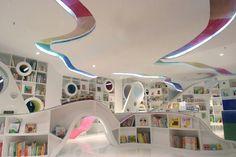 Kid s Republic by SKSK Architects Shanghai