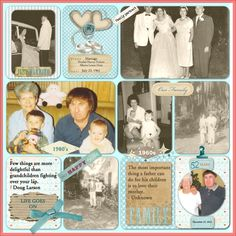 12x12 scrap page