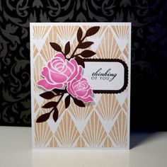 The Joy of Scrapbooking: Stamping with Neutrals