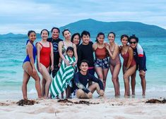 Kath's Bday Celebration in Palawan - March 2019 © Star Magic, Daniel Padilla, Kathryn Bernardo, Insta Photo Ideas, Filipina, Vacation Trips, Vacations, Bikinis, Swimwear