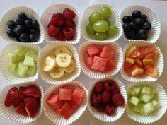 TU SALUD: Ideas Para Enseñar A Los Niños A Comer Frutas Y Vegetales !!!