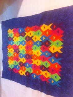 Quilting Ideas   Project on Craftsy: Fish Bowl ...