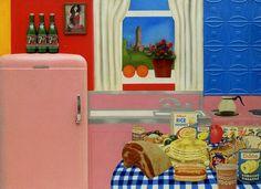Tom Wesselmann - Still life n°30 (1963) 122 x 167,5 x 10 cm MoMA