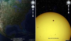 Tonight beginning at 22:09 UTC, Venus will appear as a dark spot in front of the sun for the first time in eight years, and for the last time for more than a century -- the next transit of Venus won't occur until December, 2117.