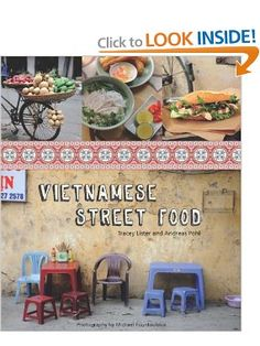 Vietnamese Street Food: Tracy Lister, Andreas Pohl: 9781742704890: Amazon.com: Books