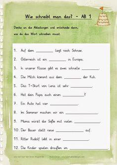 ch+erkennen+schreiben+lesen-3.jpg (1129×1600) | deutsch | Pinterest ...