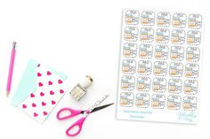 Hey, I found this really awesome Etsy listing at https://www.etsy.com/listing/269751328/kawaii-medicine-tracker-planner-stickers
