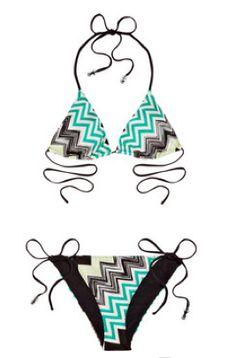 789c7bc2a9307 bikini Summer Swimwear, Missoni Bikini, Cute Swimsuits, Vacation Outfits,  Summer Outfits,