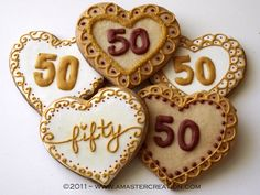 COOKIE IDEas with numbers | The second shape I chose was a wedding cake. I've designed with this ...