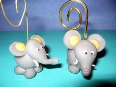 Portafoto - elefanti