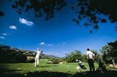 Pevero Golf club, Sardinia ITALY one of the best courses in Sardegna
