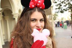 Disneyland Paris Resort / Disney/ Minnie Mouse / Castle / Mickey Mouse / Candy / Sweet / Photography / Fotografía