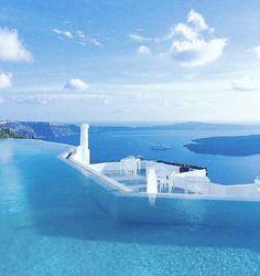 Santorini - Greece MATTH / PINT ⚡️ IG : matt_p.r