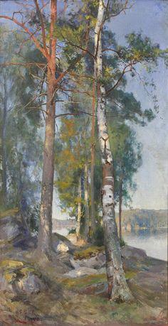 Sisäjärvimaisema