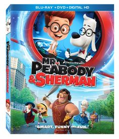 3 Princes And A Princess 2: DreamWorks Animation's Mr. Peabody & Sherman Givea...