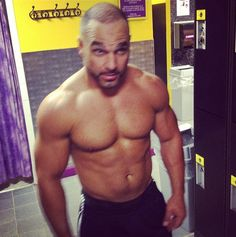Which Real Housewives Star Showed Off His Shaved Head and Impressive Physique. Joe is a great husband