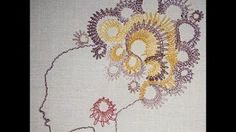 Bobbin Lace - How to Start - Part 2 - YouTube