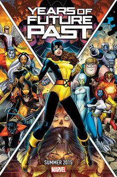 Marvel anuncia Años de Futuro Pasado