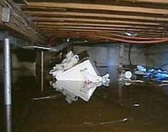 Cleaning Up A Flooded Basement