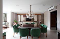 Um apartamento com jeito de casa, em Florianópolis