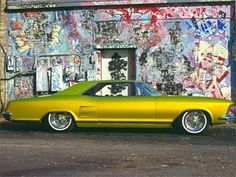 1963 Buick Riviera. Wish I still had my '65!