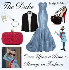 DisneyBound - The Duke.