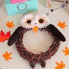 Who gives a hoot Fall Room Decor, Diy Room Decor, Home Decor, Owl Wreaths, Spa Reception, Tumblr, Diy For Girls, Boho, Healthy Foods To Eat
