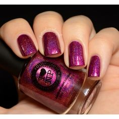 I Love Nail Polish - Molly