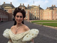 Pia Douwes at Paleis 't Loo as Elisabeth / Sisi for one more time