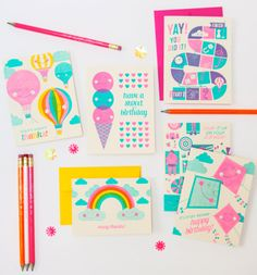 Poppytalk: 2013 National Stationery Show / Sneak Peek from Hello Lucky! #stationeryshow