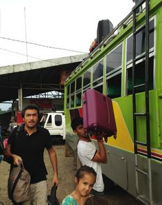 Solène Debiès - Philippines #travel #family #trip #bus #suitcase #solenedebies #philippines #asia #delsey