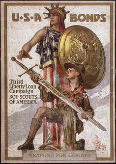 Vintage Art Poster by J C Leyendecker 3 Buy 2 & Get 1