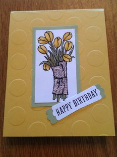 Stampin' Up! Love is Kindness By Margaret Smith