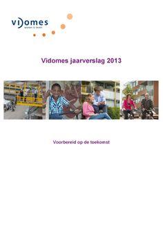 Vidomes maart 2014   Jaarverslag   cover