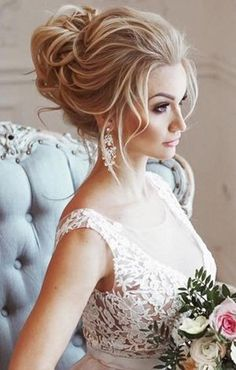 updo wedding hairstyles