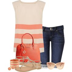 Coral Stripes :)